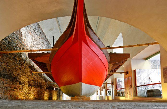 Genova Museo del mare Galata