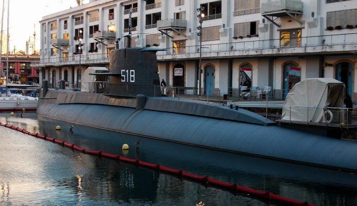 Sottomarino Nazario Sauro