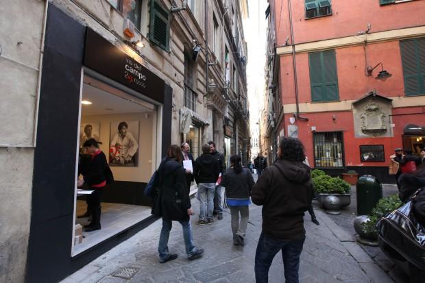 Genova negozio Gianni Tassio