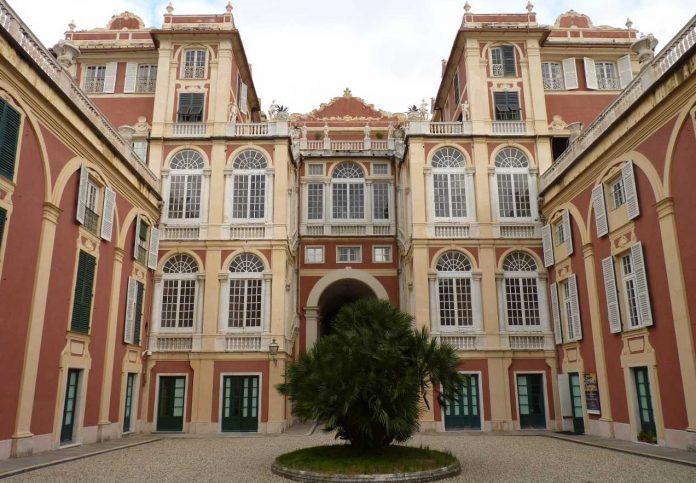 Genova Palazzo Balbi