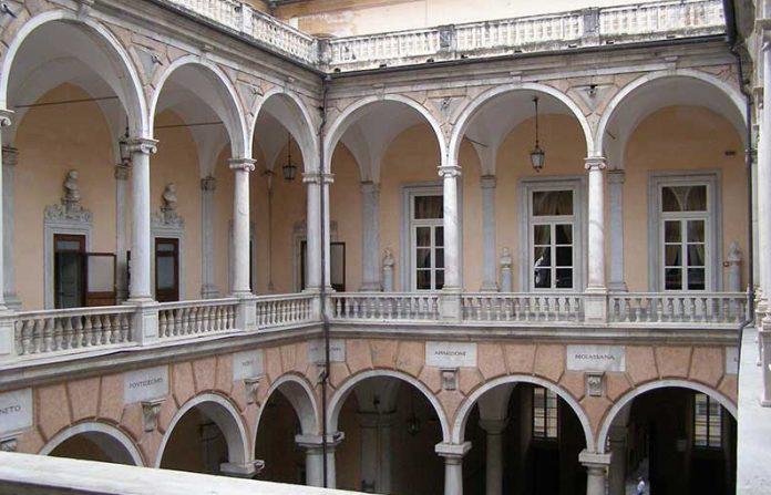 Genova Palazzo Doria-Tursi