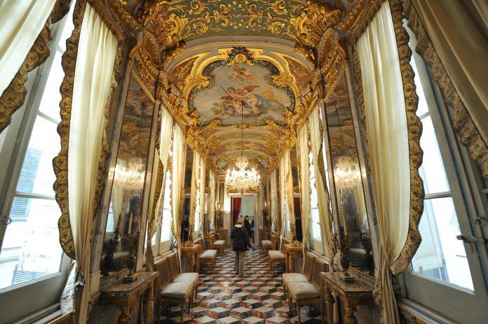 Genova Galleria nazionale Palazzo Spinola
