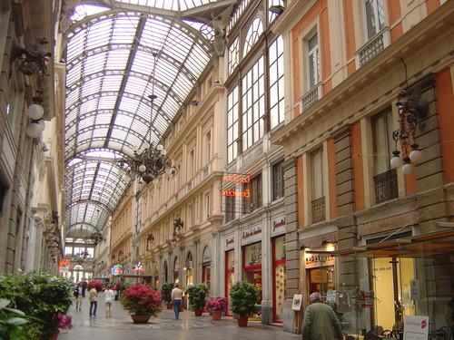 Genova Galleria Mazzini