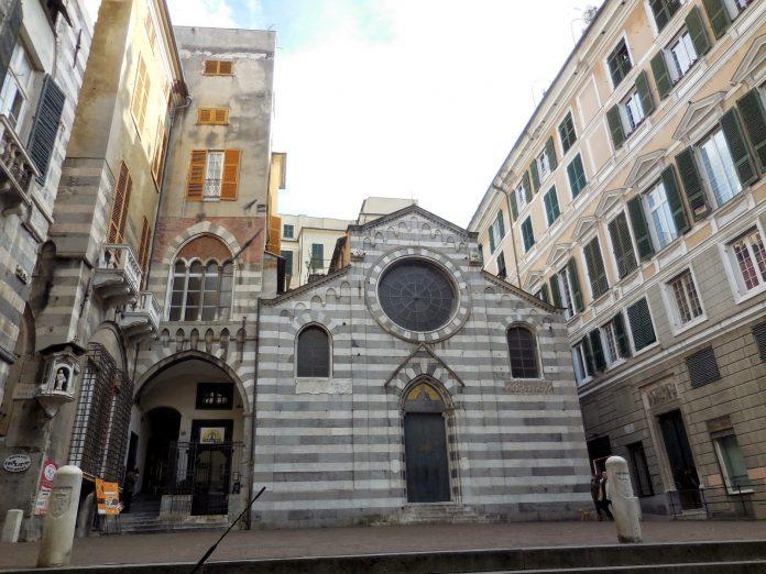 Genova Piazza San Matteo