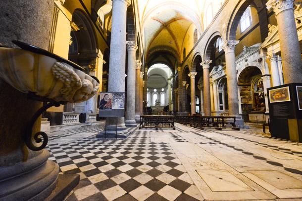 Genova Santa Maria di Castello