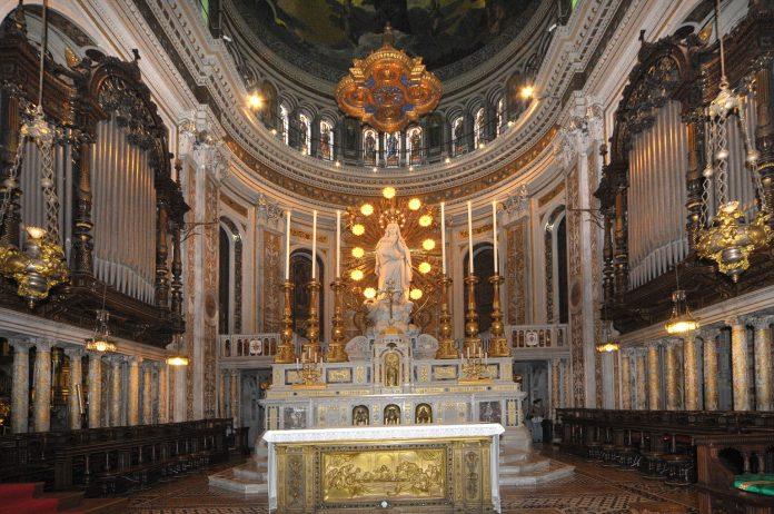 Genova Basilica Santissima Annunziata