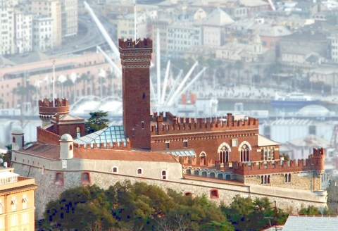 Genova Castello d'Albertis