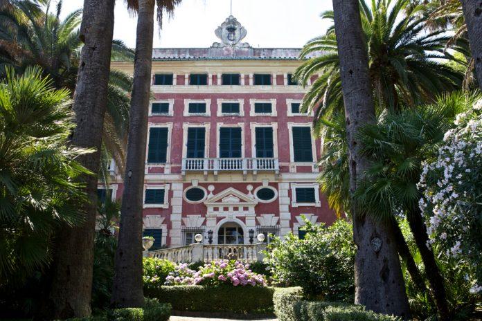 Genova Villa Durazzo