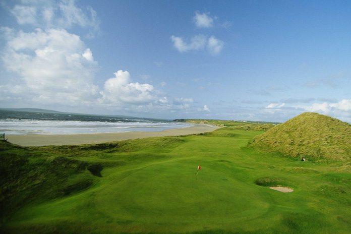 Ballybunion golf Irlanda