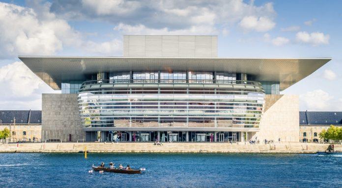 Luoghi di interesse Copenaghen Opera