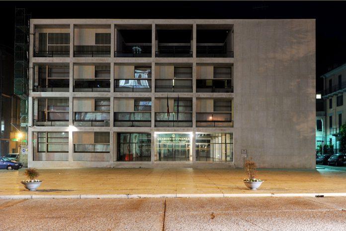 Como Palazzo Terragni