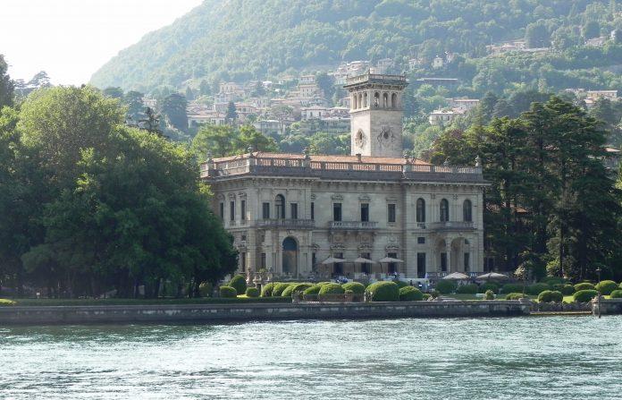 Cernobbio Villa Erba