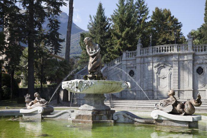 Tremezzo Parco Olivetti