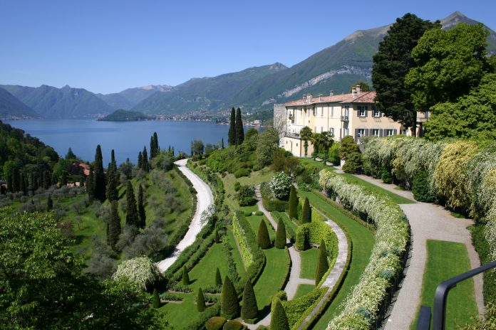 Bellagio - Villa Serbelloni