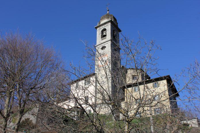 Ossuccio Santuario Soccorso