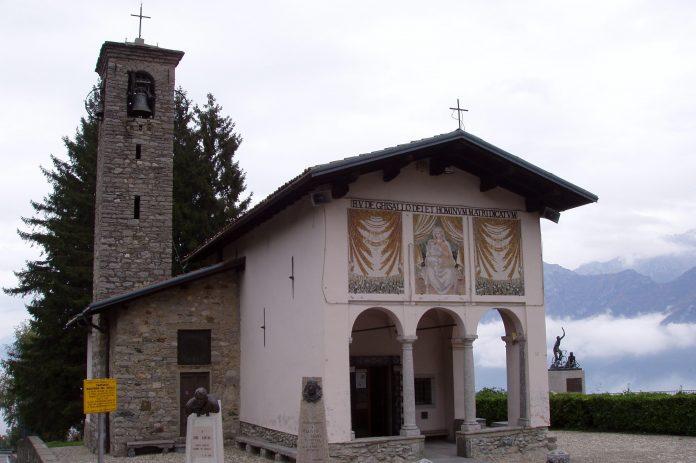 Magreglio Chiesa della Madonna del Ghisallo