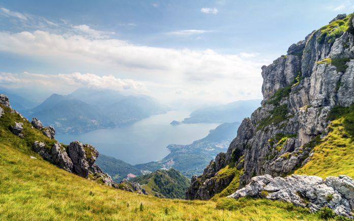 Lago Como Veduta