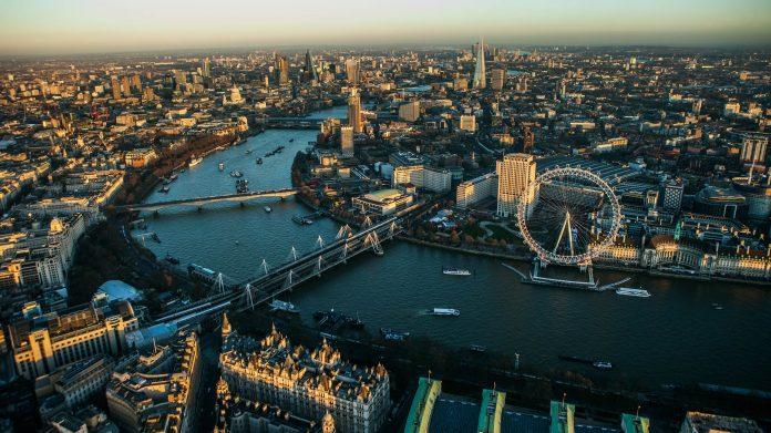 Londra veduta