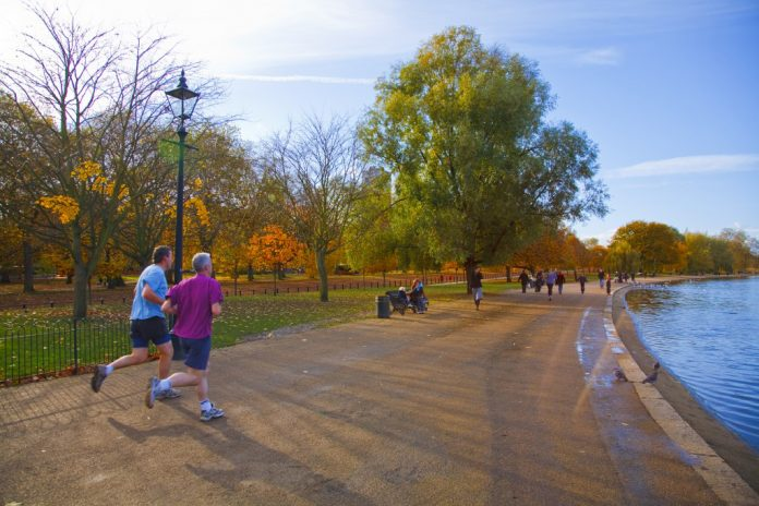 Londra Hyde Park