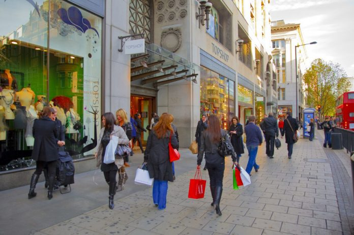 Londra Oxford Street