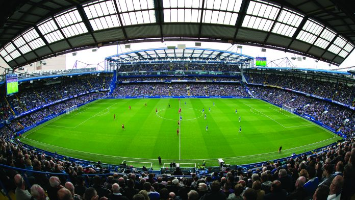 Londra Stamford Bridge