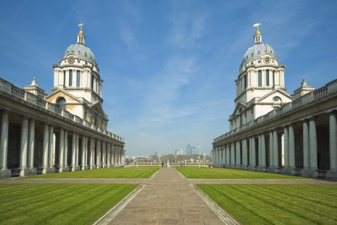 Londra Old Royal Naval College