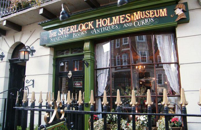Londra Museo Sherlock Holmes