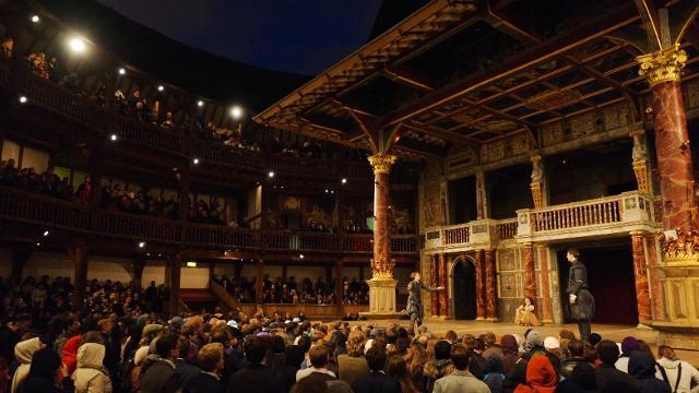 Londra Shakespeare's Globe