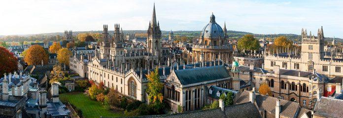 Visitare Oxford
