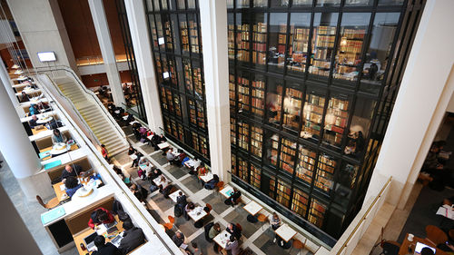 Londra British Library