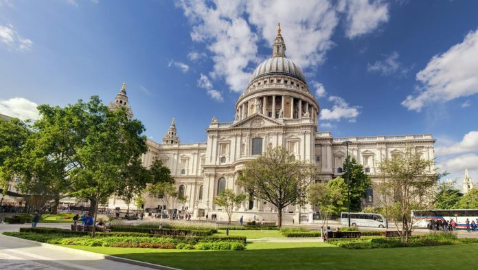 Londra Cattedrale Saint Paul