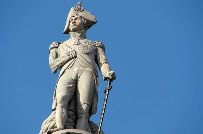 Londra Colonna di Nelson