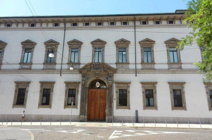 Milano Palazzo Arcivescovile