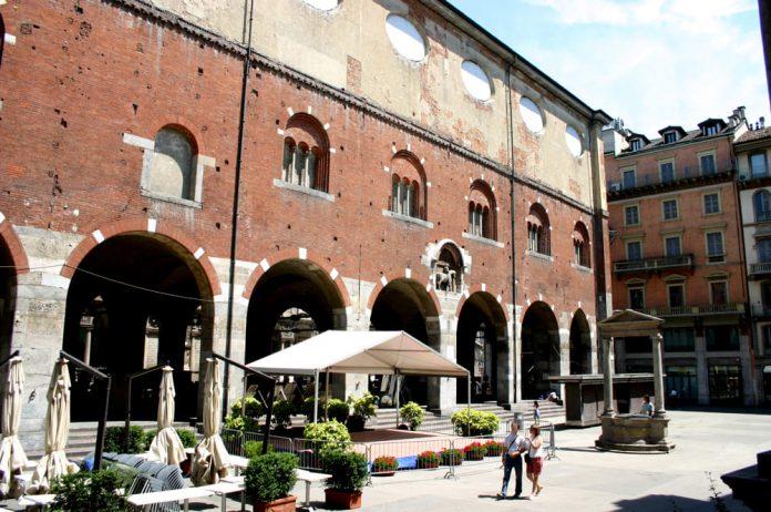 Milano Palazzo della Regione