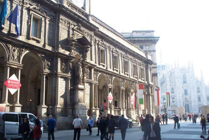 Milano Palazzo dei Giureconsulti