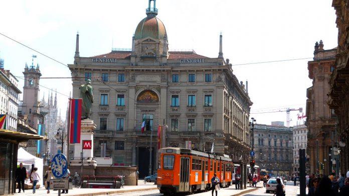 Milano Palazzo Generali