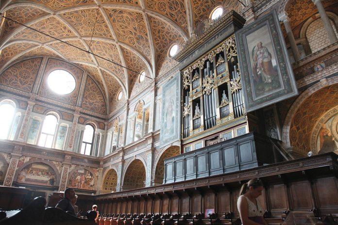 Milano Convento San Maurizio