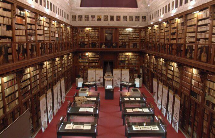 Milano Biblioteca Ambrosiana