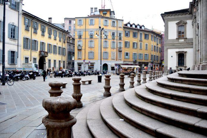 Milano Piazza Sant'Alessandro