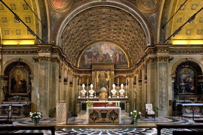 Milano Chiesa Santa Maria