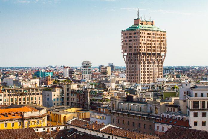 Milano Torre Velasca