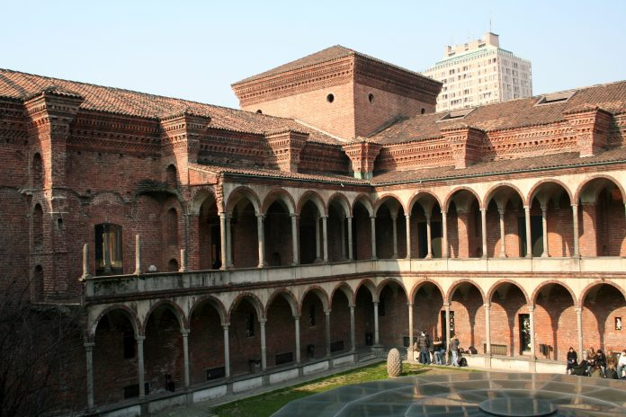 Milano Cà Grande