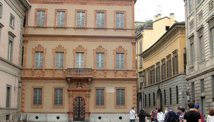 Milano Casa Manzoni