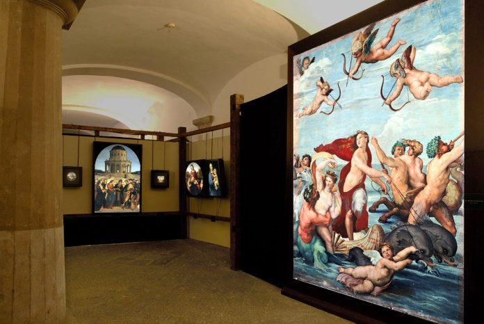 Milano Pinacoteca di Brera