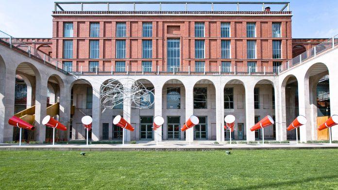 Milano Palazzo della Triennale