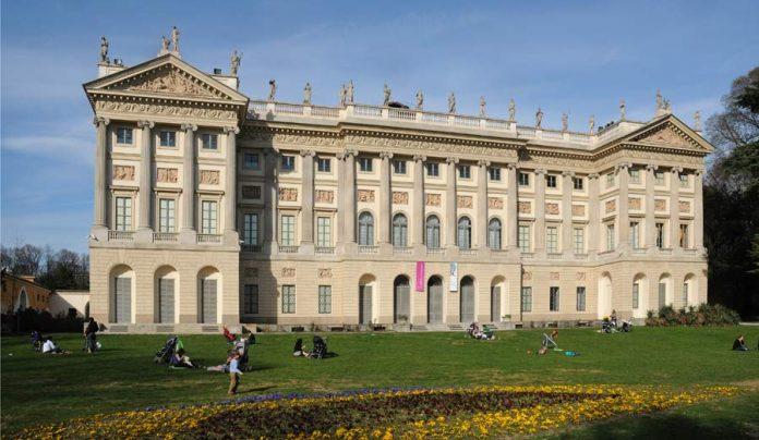 Milano da vedere Villa Reale