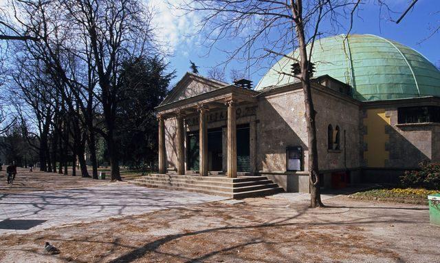 Milano Planetario Ulrico Hoepli