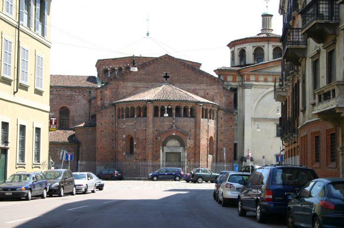 Milano San Nazaro Maggiore
