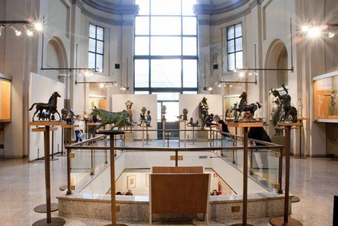 Milano Museo Francesco Messina