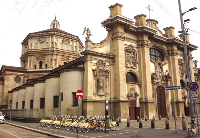 Milano Santa Maria della Passione